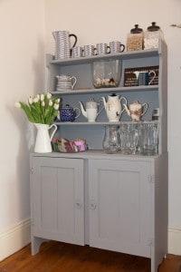 Cornish dresser in the breakfast room